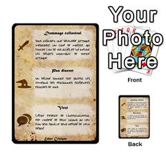 Deck Dk2 By Yoyo   Multi Purpose Cards (rectangle)   Uagp0hnwk54y   Www Artscow Com Front 21