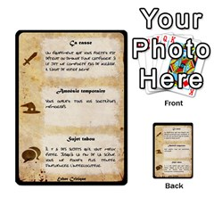Deck Dk2 By Yoyo   Multi Purpose Cards (rectangle)   Uagp0hnwk54y   Www Artscow Com Front 22