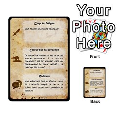 Deck Dk2 By Yoyo   Multi Purpose Cards (rectangle)   Uagp0hnwk54y   Www Artscow Com Front 23