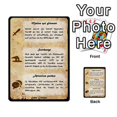 Deck Dk2 By Yoyo   Multi Purpose Cards (rectangle)   Uagp0hnwk54y   Www Artscow Com Front 24