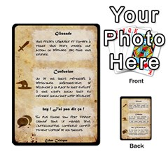Deck Dk2 By Yoyo   Multi Purpose Cards (rectangle)   Uagp0hnwk54y   Www Artscow Com Front 26