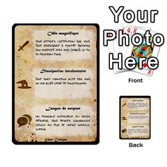 Deck Dk2 By Yoyo   Multi Purpose Cards (rectangle)   Uagp0hnwk54y   Www Artscow Com Front 28