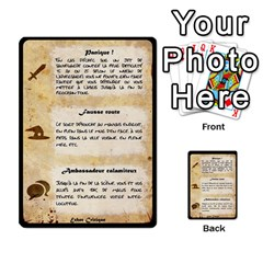 Deck Dk2 By Yoyo   Multi Purpose Cards (rectangle)   Uagp0hnwk54y   Www Artscow Com Front 30