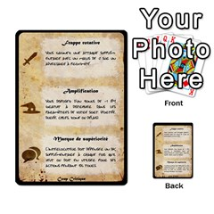 Deck Dk2 By Yoyo   Multi Purpose Cards (rectangle)   Uagp0hnwk54y   Www Artscow Com Front 4