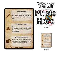 Deck Dk2 By Yoyo   Multi Purpose Cards (rectangle)   Uagp0hnwk54y   Www Artscow Com Front 31