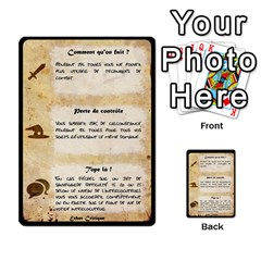 Deck Dk2 By Yoyo   Multi Purpose Cards (rectangle)   Uagp0hnwk54y   Www Artscow Com Front 32