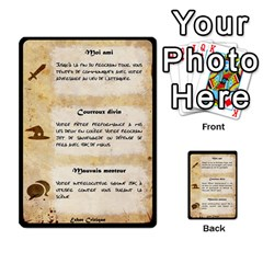 Deck Dk2 By Yoyo   Multi Purpose Cards (rectangle)   Uagp0hnwk54y   Www Artscow Com Front 33