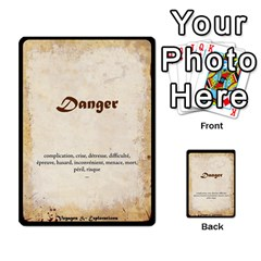 Deck Dk2 By Yoyo   Multi Purpose Cards (rectangle)   Uagp0hnwk54y   Www Artscow Com Front 41