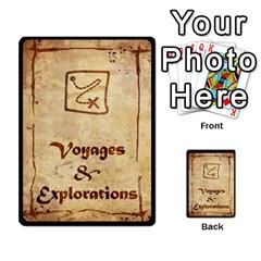 Deck Dk2 By Yoyo   Multi Purpose Cards (rectangle)   Uagp0hnwk54y   Www Artscow Com Back 42