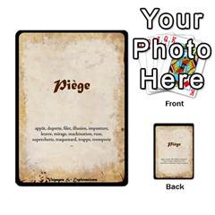 Deck Dk2 By Yoyo   Multi Purpose Cards (rectangle)   Uagp0hnwk54y   Www Artscow Com Front 43