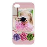 beauliful - Apple iPhone 4/4S Hardshell Case