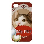 my pet - Apple iPhone 4/4S Hardshell Case