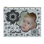 Black and White Selection XL Cosmetic Bag - Cosmetic Bag (XL)