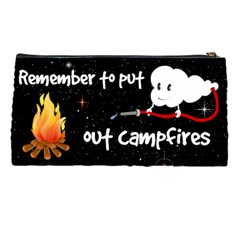 Campfire Pencil Case By Kim Blair   Pencil Case   Nbpayxbjanp1   Www Artscow Com Back
