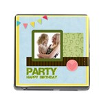 birthday party  - Memory Card Reader (Square)