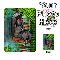 New Zealand Naturally Collectible Cards 1 By Angela   Multi Purpose Cards (rectangle)   Gl2zeyhqcup4   Www Artscow Com Front 6