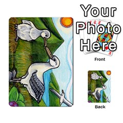 New Zealand Naturally Collectible Cards 1 By Angela   Multi Purpose Cards (rectangle)   Gl2zeyhqcup4   Www Artscow Com Front 7