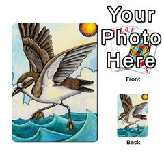 New Zealand Naturally Collectible Cards 1 By Angela   Multi Purpose Cards (rectangle)   Gl2zeyhqcup4   Www Artscow Com Front 8