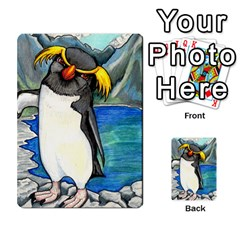 New Zealand Naturally Collectible Cards 1 By Angela   Multi Purpose Cards (rectangle)   Gl2zeyhqcup4   Www Artscow Com Front 2