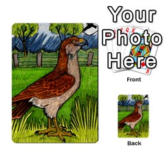 New Zealand Naturally Collectible Cards 1 By Angela   Multi Purpose Cards (rectangle)   Gl2zeyhqcup4   Www Artscow Com Front 20