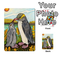 New Zealand Naturally Collectible Cards 1 By Angela   Multi Purpose Cards (rectangle)   Gl2zeyhqcup4   Www Artscow Com Front 3