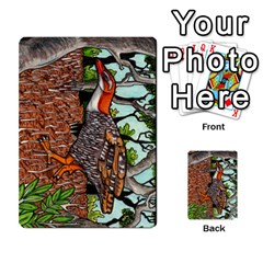 New Zealand Naturally Collectible Cards 1 By Angela   Multi Purpose Cards (rectangle)   Gl2zeyhqcup4   Www Artscow Com Front 26