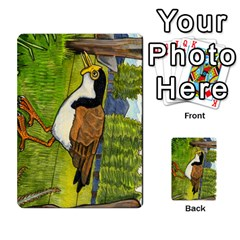 New Zealand Naturally Collectible Cards 1 By Angela   Multi Purpose Cards (rectangle)   Gl2zeyhqcup4   Www Artscow Com Front 27