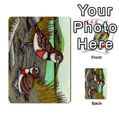 New Zealand Naturally Collectible Cards 1 By Angela   Multi Purpose Cards (rectangle)   Gl2zeyhqcup4   Www Artscow Com Front 30