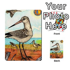 New Zealand Naturally Collectible Cards 1 By Angela   Multi Purpose Cards (rectangle)   Gl2zeyhqcup4   Www Artscow Com Front 33
