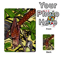 New Zealand Naturally Collectible Cards 1 By Angela   Multi Purpose Cards (rectangle)   Gl2zeyhqcup4   Www Artscow Com Front 42