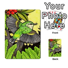 New Zealand Naturally Collectible Cards 1 By Angela   Multi Purpose Cards (rectangle)   Gl2zeyhqcup4   Www Artscow Com Front 48