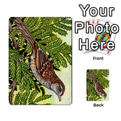 New Zealand Naturally Collectible Cards 1 By Angela   Multi Purpose Cards (rectangle)   Gl2zeyhqcup4   Www Artscow Com Front 50