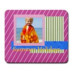 summer - Large Mousepad