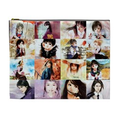 Pictures By Lee Suk Ling   Cosmetic Bag (xl)   Hltpkbiwztq0   Www Artscow Com Front