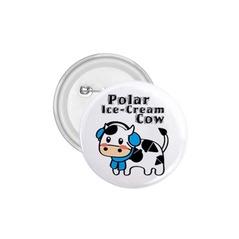 Polar Ice Cream Cow Badge By Joyce   1 75  Button   0hwpv149ighw   Www Artscow Com Front