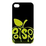 Poison Apple iPhone Case - Apple iPhone 4/4S Hardshell Case