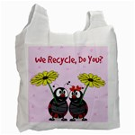 Ladybug recycle bag - Recycle Bag (Two Side)