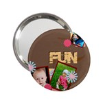 fun - 2.25  Handbag Mirror