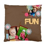 fun - Standard Cushion Case (One Side)