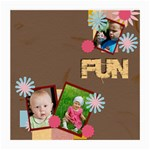 fun - Medium Glasses Cloth (2 Sides)