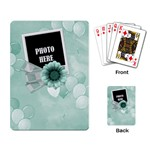 Watch Me Grow-Boy-Cards 1 - Playing Cards Single Design