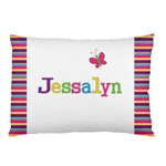 Girls Pillow Case - Personalised with name
