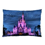 Pink Castle Pillow Case