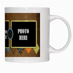 Basically Boy Mug 1 By Lisa Minor   White Mug   01dn2x9tnr7l   Www Artscow Com Right