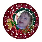 SimplyChristmas Vol1 - Ornament (Rnd Filigree)  - Ornament (Round Filigree)