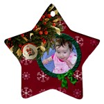 SimplyChristmas Vol1 - Ornament (Star)