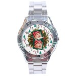 SimplyChristmas Vol1 - Analogue Men - Stainless Steel Analogue Men's Watch