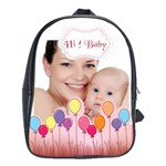 hi baby - School Bag (Large)
