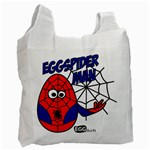 Spiderman - BAG - Recycle Bag (One Side)