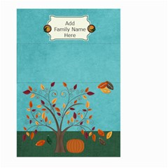 Autumn Tree Garden Flag By Bitsoscrap   Large Garden Flag (two Sides)   Svmr6zuges55   Www Artscow Com Back